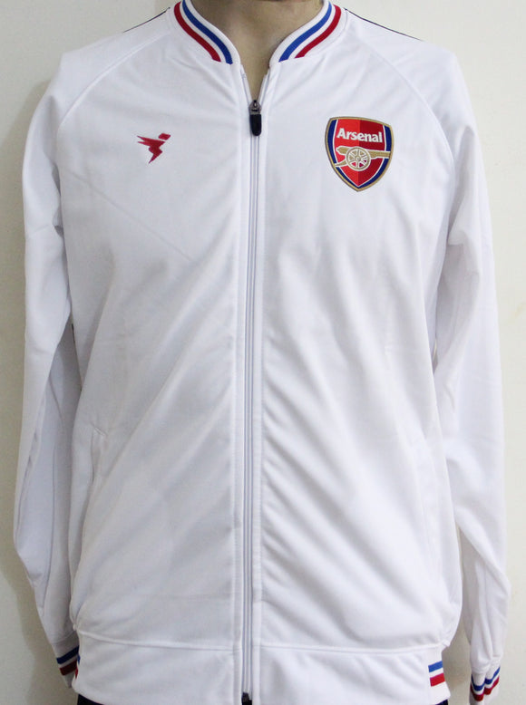 Arsenal White Jacket
