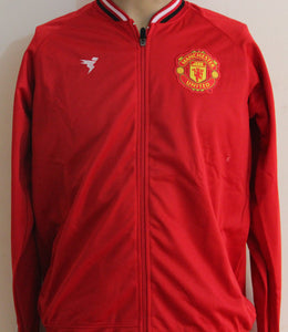 Manchester United Red Jacket