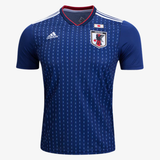 Japan Home Jersey & Shorts FIFA World Cup 2018