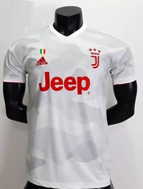 new style c97c5 2f617 Original Juventus Away Jersey [With Italia Logo] 2019/20 [Superior Quality]