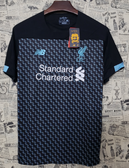 Original Liverpool 3rd Jersey 2019/20 [Superior Quality]