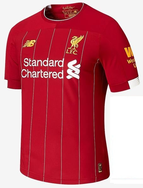 Original Liverpool Premium Home Jersey [Superior Quality] 2019/20