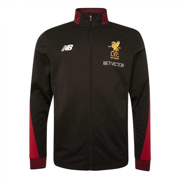 Original Liverpool Premium Away Anthem Jacket 2017 18