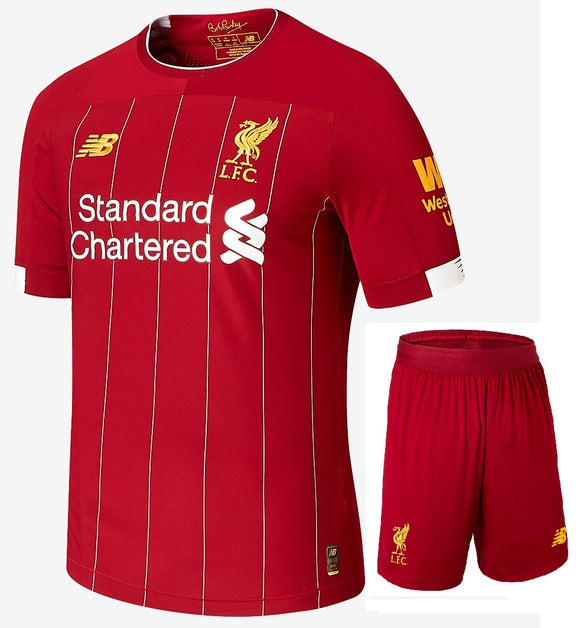 Original Liverpool Premium Home Jersey & Shorts [Optional] 2019/20