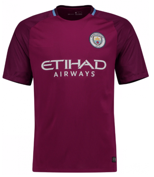 Original Manchester City Premium Away Jersey 2017-18