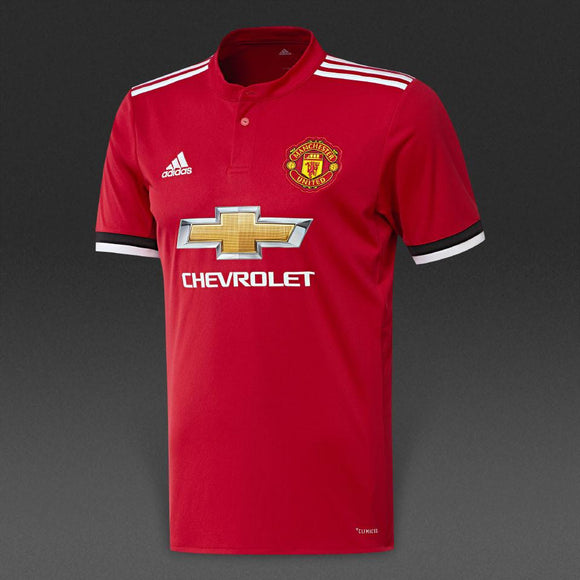 Original Manchester United Premium Home Jersey and Shorts 2017-18