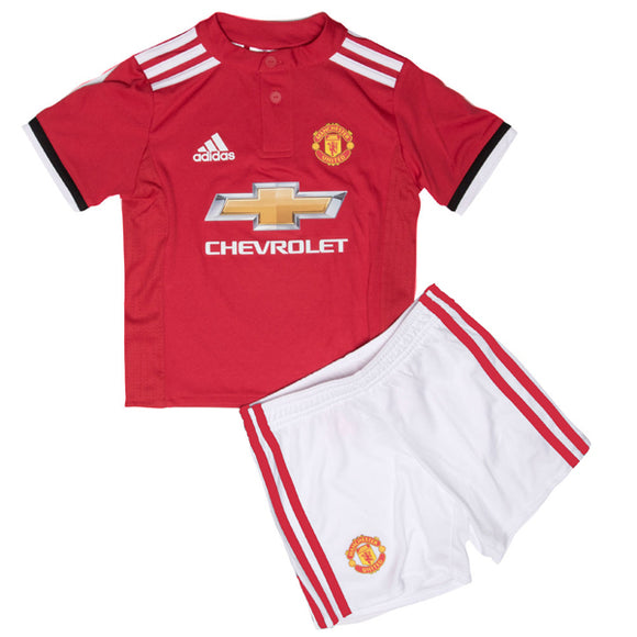 Kids Manchester United Home 2017-18