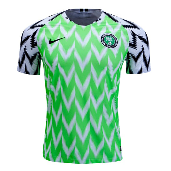Original Nigeria Premium Home Jersey & Shorts World Cup 2018