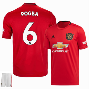quality design 47ceb 221d4 Manchester United Home Football Jersey New Season 2019-20 ...