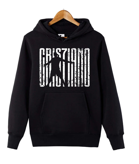 Original Ronaldo CR7 Superior Hoodie Black