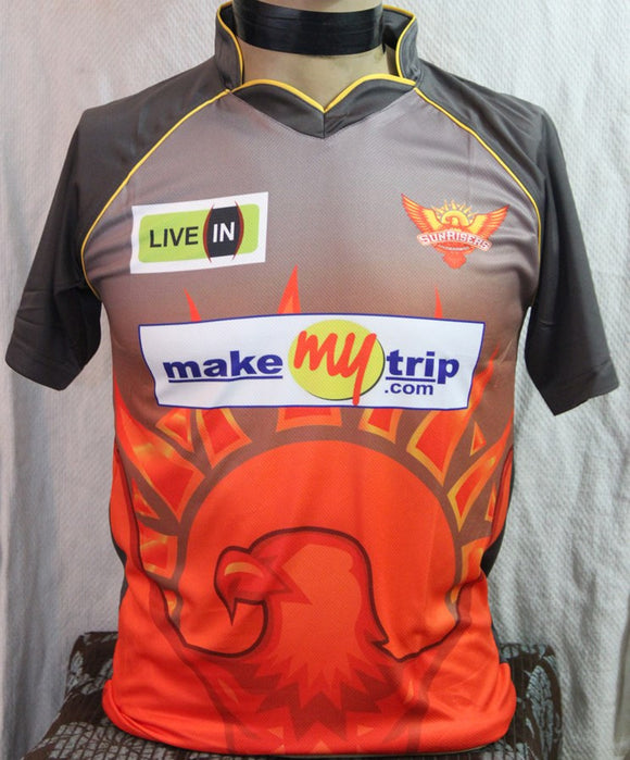 Sunrisers Hyderabad IPL Jersey-A
