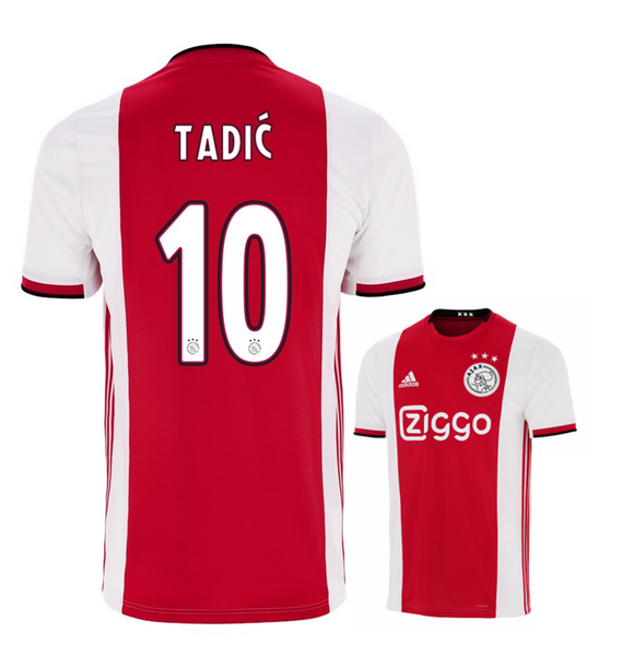 Original Tadic Ajax Home Jersey 2019/20 [Superior Quality]