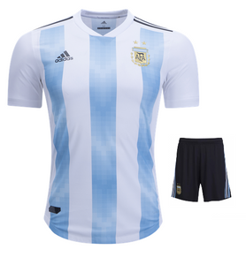 7d1a3f196d7 Argentina Football Jersey FIFA World Cup 2018 replica kit online India –  SportsHeap