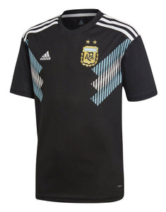 Argentina Away Jersey & Shorts FIFA World Cup 2018