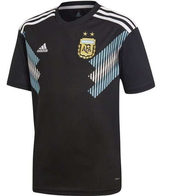 Original Argentina Premium Away Jersey & Shorts World Cup 2018