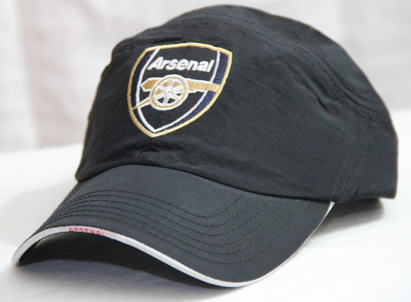 Cap Arsenal Black