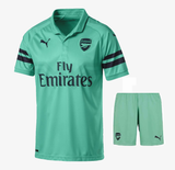Original Arsenal Premium 3rd Kit Jersey and Shorts 2018-19