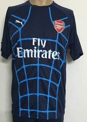 Retro Arsenal Football Jersey and Shorts