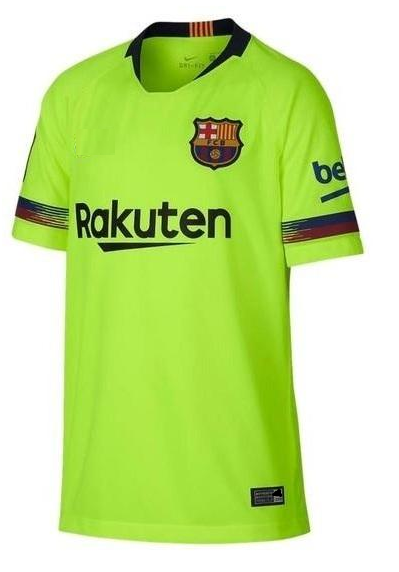 Original Barcelona Premium Away Jersey 2018-19 [Superior Quality]