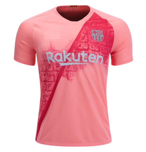 Original Barcelona 3rd Champions League Edition Jersey 2018-19 [Superior Quality]
