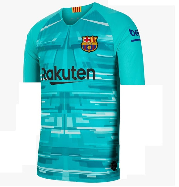 Original Barcelona Goal Keeper Jersey 2019/20 [Superior Quality]