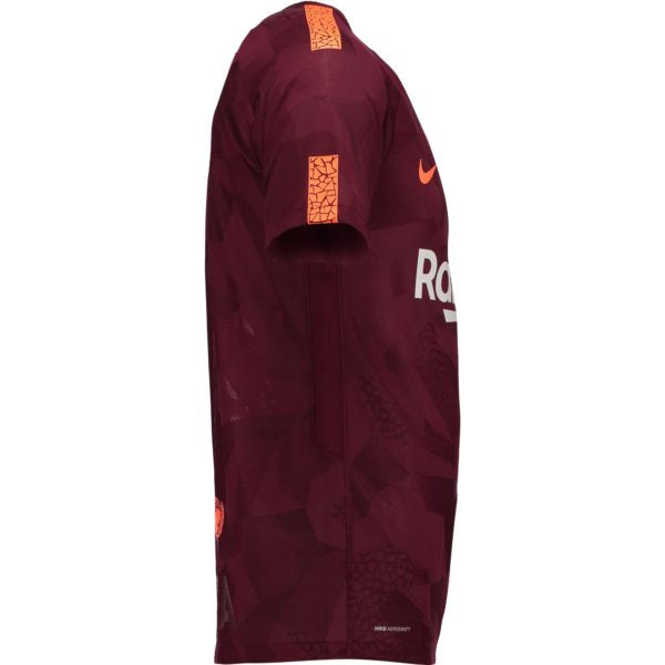 new styles cbcc5 e1ad0 barcelona 3rd kit long sleeve