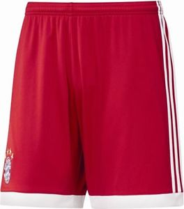 Original Bayern Munich Premium Home Shorts 2017-18