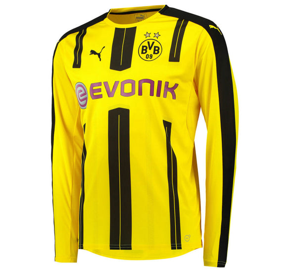 Borussia Dortmund Football Full Sleeve Jersey & Shorts