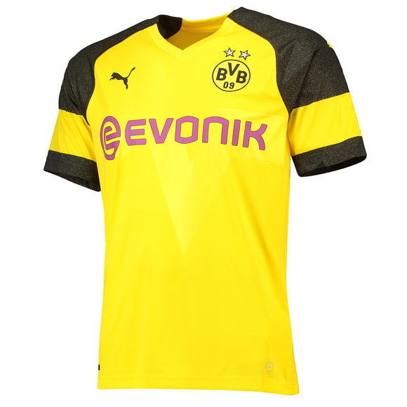 Dortmund  Home Jersey & Shorts 2018-19