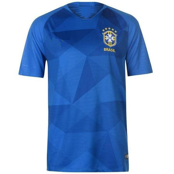 Brazil Away Jersey & Shorts FIFA World Cup 2018