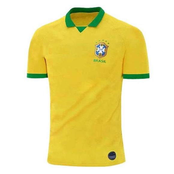 Original Brazil International Home Jersey 2019 [Superior Quality]