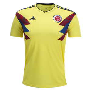 Original Colombia Premium Home Jersey & Shorts World Cup 2018