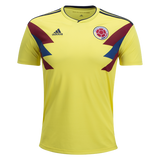 Original Colombia Premium Home Jersey & Shorts [Optional] World Cup 2018