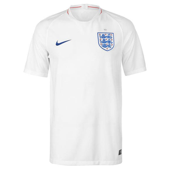 England Home Football Jersey & Shorts FIFA World Cup 2018 (Brand Logo available)