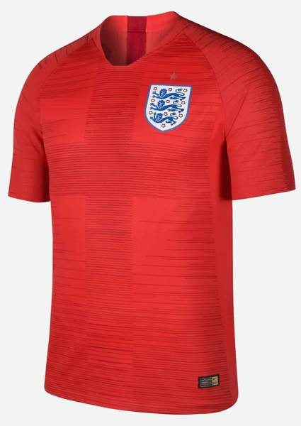 England Away Football Jersey & Shorts FIFA World Cup 2018