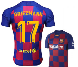 outlet store 78a14 a7a65 Messi Barcelona Football Jersey Season 2019/20 online India ...