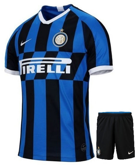Original Inter Milan Premium Home Jersey & Shorts 2019/20