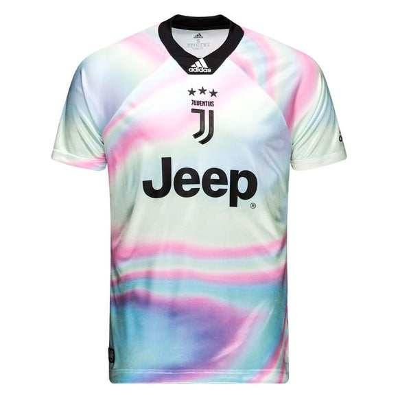 Rare Original Juventus EA Sports Edition Jersey 2018-19 [Superior Quality]