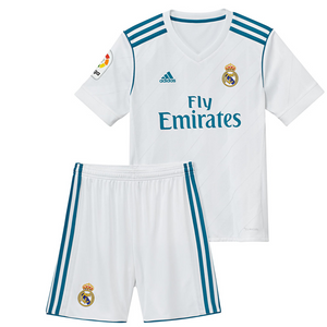 Kids Real Madrid Home 17-18