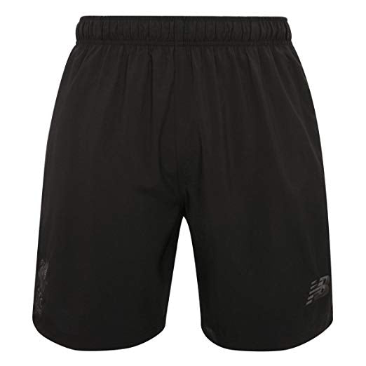 Original Liverpool Premium Limited Edition Black Shorts 2018-19