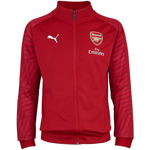 Original Arsenal Premium Zipper Red 2018-19