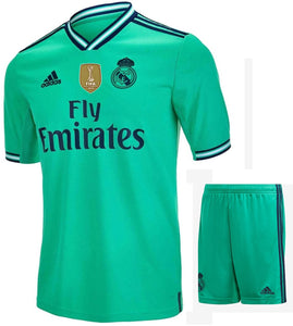 quality design 1dcce 70cec Real Madrid Away Football Jersey New Season 2018-19 kit ...