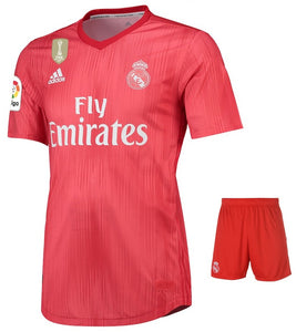 timeless design 517d7 bb7eb Original Real Madrid Premium 3rd Jersey & Shorts [Optional] 2018-19