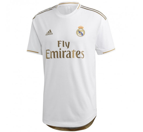 Original Real Madrid Home Player's Jersey 2019/20 [Superior Quality]