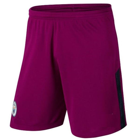 Original Manchester City Premium Away Shorts 2017-18