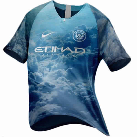 Original Manchester City Special Edition Jersey [Superior Quality]