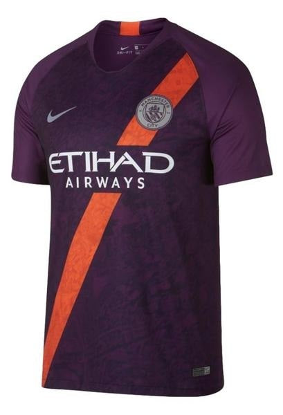 Original Manchester City 3rd Jersey [Superior Quality] 2018 19
