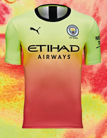 Original Manchester City 3rd Jersey 2019/20 [Superior Quality]