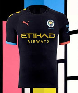 wholesale dealer f2e8b 4453b Original Manchester City Away Jersey 2019/20 [Superior Quality]