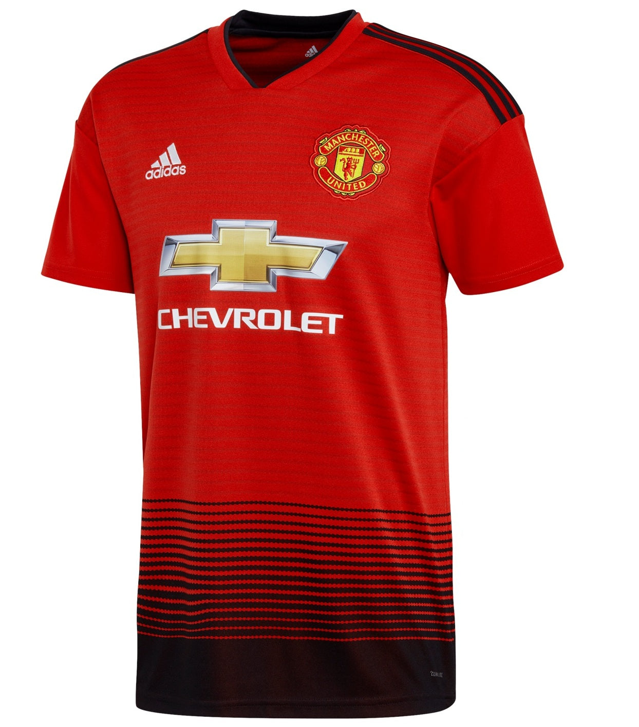 Manchester United Home Football Jersey New Season 2018-19 ...